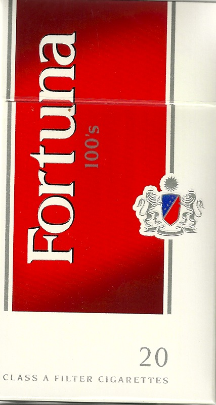 Liverpool native cigarettes Fortuna brands