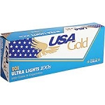 USA GOLD BLUE BOX 100